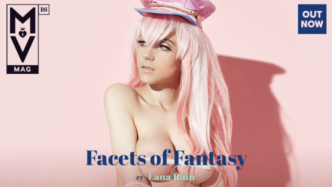 ManyVids Releases 'The Facets of Fantasy' Issue