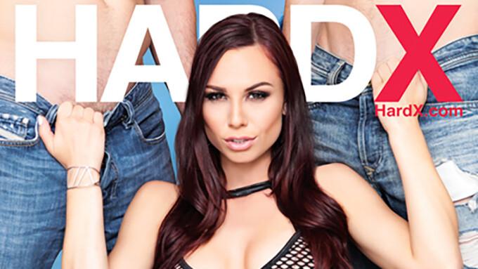 Hard X's 'DP Me 7' Gives Aidra Fox Double the Pleasure