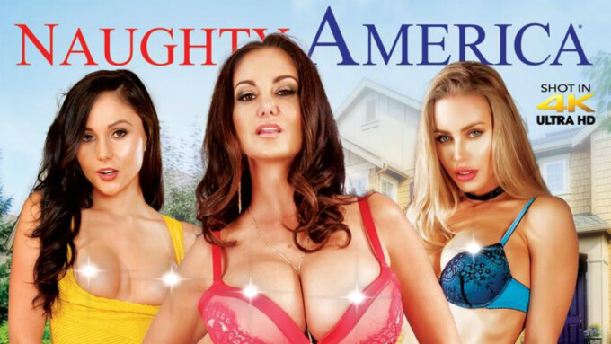 Naughty America Releases 'Dirty Wives Club 15'