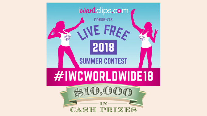 iWantClips Kicks Off Photo Contest With $10K in Cash Prizes