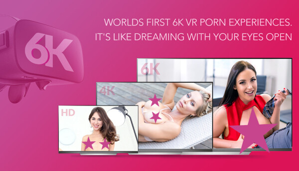 VR Bangers Introduces 6K VR Porn