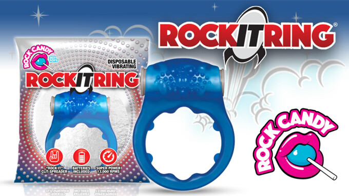 Rock Candy Toys Launches New 'Rock It' Ring