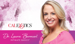 CalExotics Adds 4 New Items to Dr. Laura Berman Collection