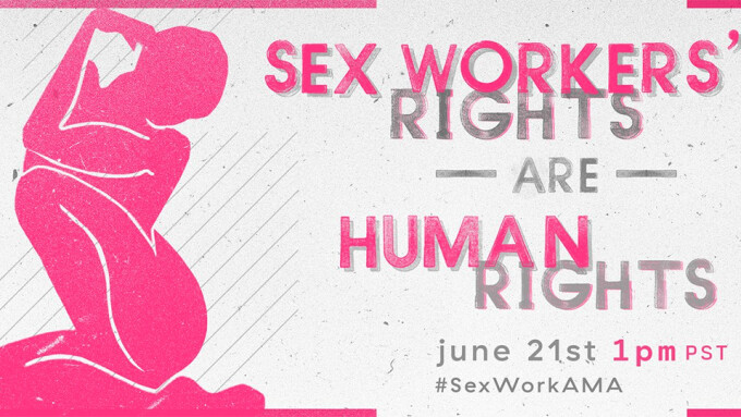 Sexworkers Band Together for Reddit AMA Tomorrow