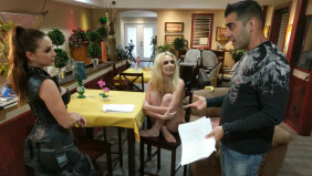 On the Set: Girlsway Decodes Consent in 'Fantasy Factory — Wastelands'