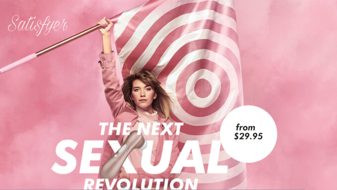 Satisfyer Expands Mainstream Print Campaign