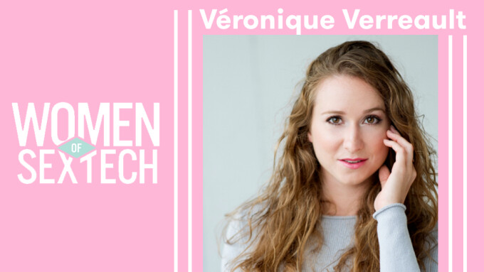 Veronique Verreault, CEO of Miss VV's Mystery, Joins Women of Sex Tech