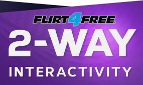 Flirt4Free Debuts Interactive Bi-Directional Cam Controls