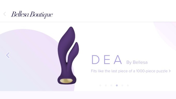 Bellesa.co Launches Female-Centered Sex Toy Line