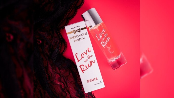 Eye of Love Releases New Sizes for Love on the Run Scents