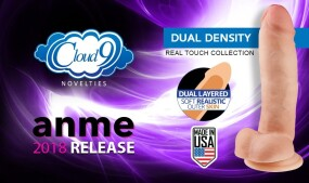 Cloud 9 Novelties Launches New Dual Density Line at ANME