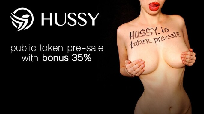 Adult Crypto Startup Hussy.io Opens Pre-Sale