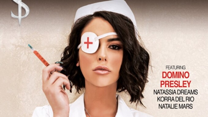 TransSensual Promotes Sexual Healing With 'TS Nurses 2'