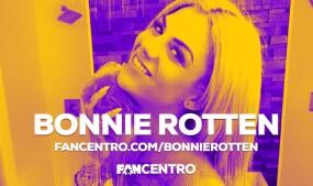 Bonnie Rotten Joins Fancentro