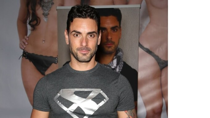Ryan Driller Reveals Male Porn Star Secrets to Men's Health