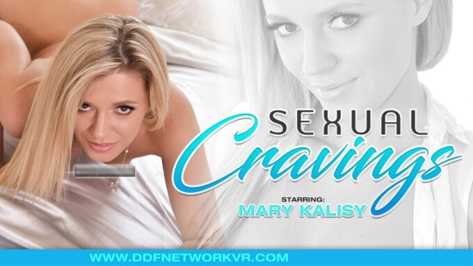 Mary Kalisy Has 'Sexual Cravings' on DDFNetwork VR