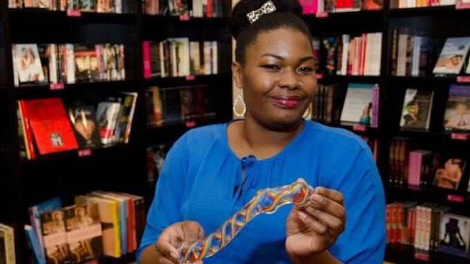 Amy Carnegie Named Babeland Area Manager