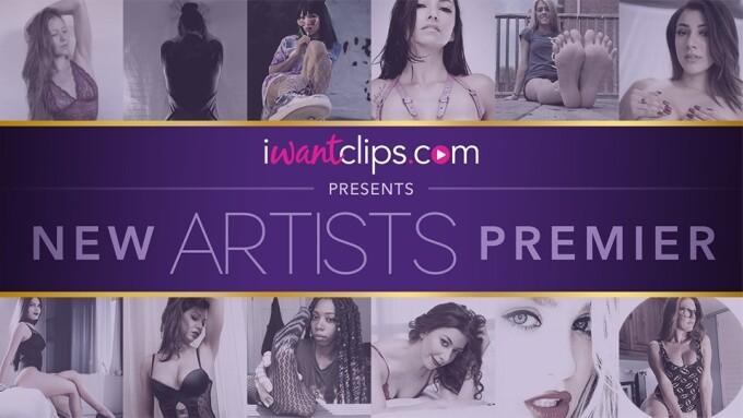 Fetish Dominates iWantClips New Artists Roster