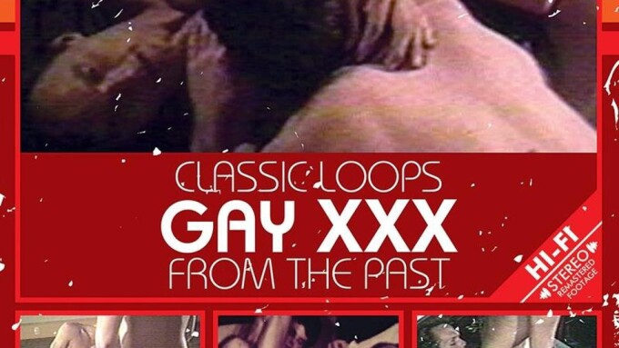 Manville Goes Retro With 'Classic Loops: Gay XXX From the Past'