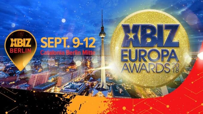 XBIZ Berlin Official Show Schedule Announced