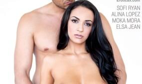Sofi Ryan Seduces 'Love Stories 6' for Erotica X