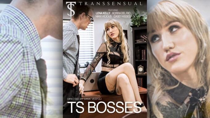 TransSensual Debuts Dana Vespoli-Directed 'TS Bosses'