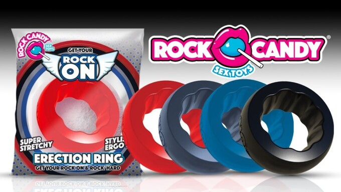 Rock Candy Toys Rolls Out Rock On Ring for Men