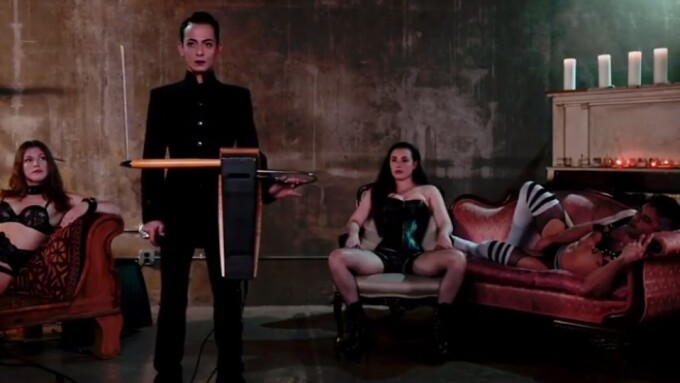 Video: Lovense Provides Musical Orgasms in 'The Theremin-X Project'