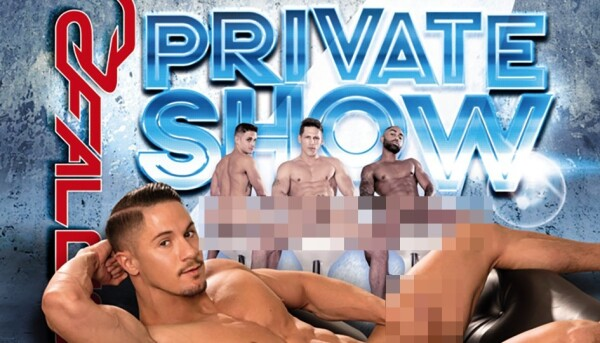 Falcon's 'Private Show' Showcases Cam House Studs