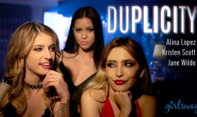 Girlsway Releases 'Duplicity'
