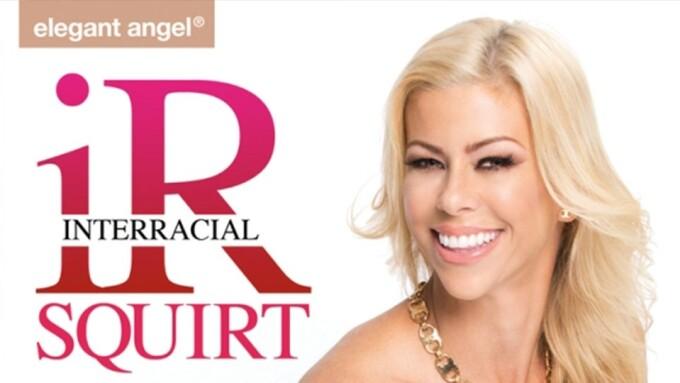 Alexis Fawx, Hadley Viscara Star in Elegant Angel's 'Interracial Squirt 3'