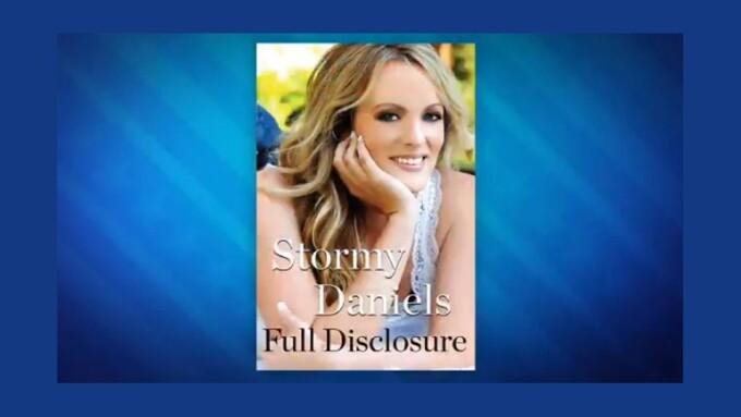 Stormy Daniels Announces Release Date for 'Full Disclosure' Memoir