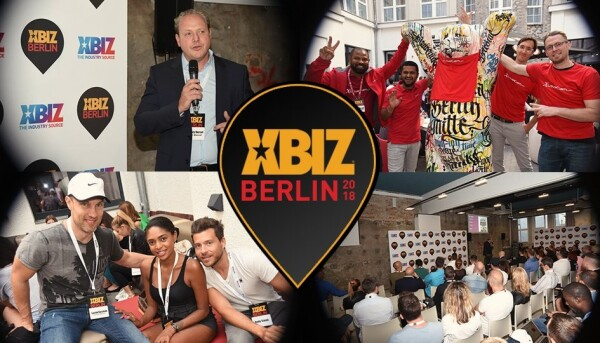 XBIZ Berlin 2018: Day 2 Builds Momentum With Networking, Finale Keynote