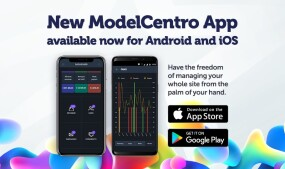 New ModelCentro App Available for Android, iOS