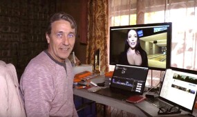 Steve Holmes Takes Viewers 'Behind The Porn Scenes'
