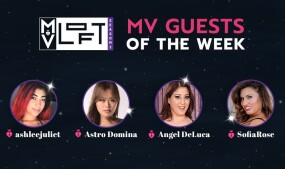 MV Welcomes AshleeJuliet, Astro Domina, Angel DeLuca, SofiaRose