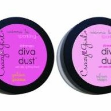Crazy Girl Wanna Be Sparkling Shimmery Diva Dust