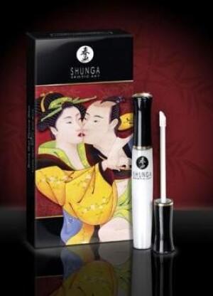 Divine Oral Pleasure Lip Gloss Strawberry/Champagne