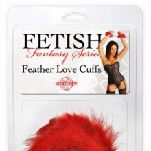 Fetish Fantasy Series Feather Love Cuffs