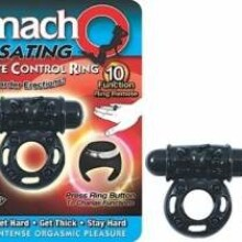 Macho Pulsating Remote Control Ring