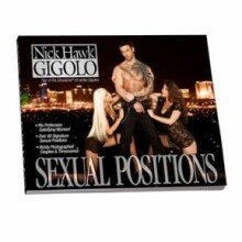 Nick Hawk GIGOLO Sexual Positions Book
