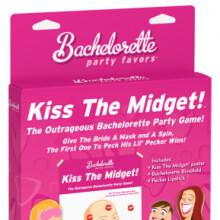 Bachelorette Party Favors Kiss The Midget!