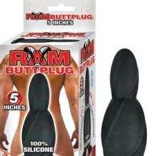 Ram Buttplug - 5 inch