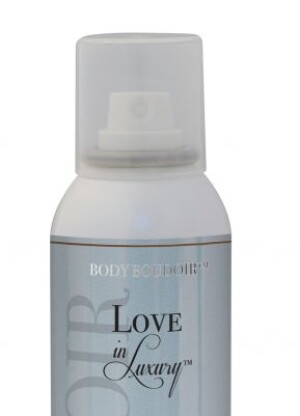 Body Boudoir Love in Luxury Powdery Soft Silky Sheets Mist