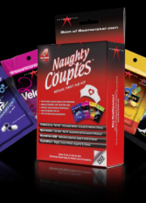 Naughty Couples Sexual First Aid Kit