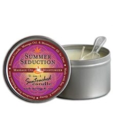 Earthly Body 3 in 1 Candles - 6 oz Summer Seduction