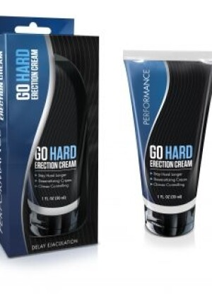 Go Hard Erection Cream