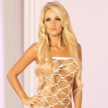 Web of Seduction Tube Dress