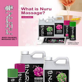 Nuru Massage Kit