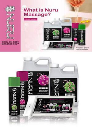 Nuru Massage Kit